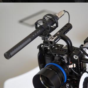 RODE NTG4+ Richtrohr Mikrofon