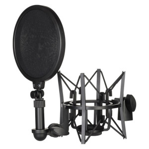 RODE SM6 shock mount mit pop-filter
