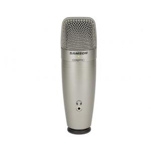 Samson C01U Pro USB-Studiomikrofon mit großer Membran
