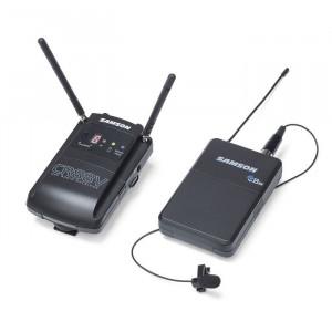 SAMSON Concert 88 Kamerasystem mit LM10 Lavalier