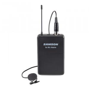 Samson Go Mic Mobile Beltpack Sender mit Lavalier