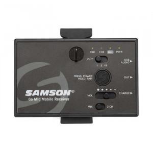 Samson Go Mic Mobile Zweikanalempfänger