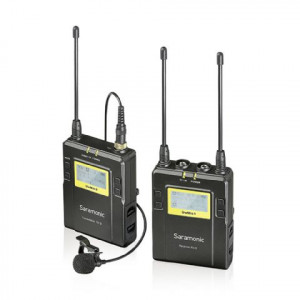 Saramonic UwMic9 TX9 + RX9 UHF