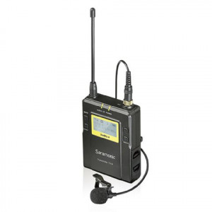 Saramonic UwMic9 TX9 UHF draadloze lavalier microfoon zender