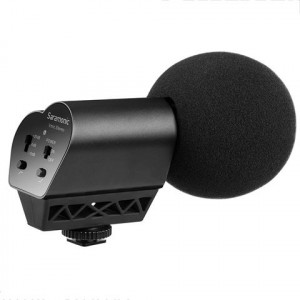 Saramonic Vmic Stereo Richtrohr Mikrofon