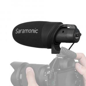 Saramonic Richtrohr Mikrofon CamMic+