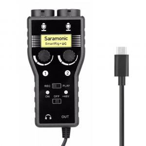 Saramonic Mikrofonadapter SmartRig+ UC