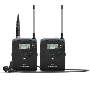 Sennheiser EW112-p G4-B draadloze cameraset