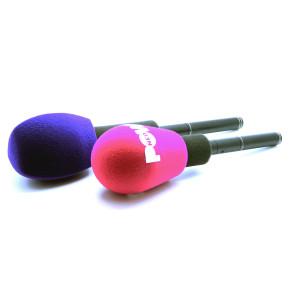 Sleeve voor shotgun microfoon