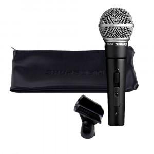 Shure SM58SE Gesangsmikrofon