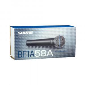 Shure Beta 58A Gesangsmikrofon