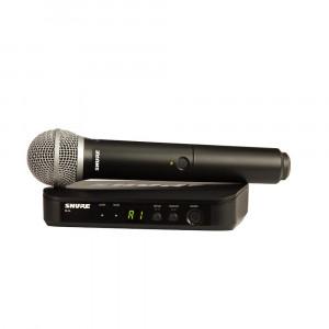 Shure BLX24E/PG58 K14 (614-638 MHz) Handheld Drahtlos