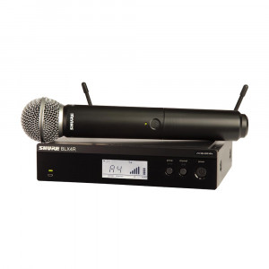 Shure BLX24R/SM58 K14 (614-638 MHz) Handheld Drahtlos