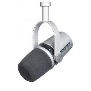Shure MV7-K Dynamisches XLR / USB-Podcast-Mikrofon