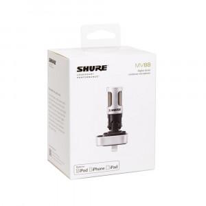 Shure MV88 iOS Digitales Stereokondensatormikrofon