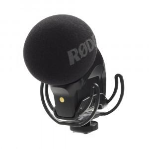 Rode StereoVideoMic Pro on-camera microfoon