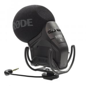 RODE StereoVideoMic Pro on-camera Mikrofon