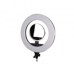 StudioKing LED Ringlampe Set LED-480ASK auf 230V