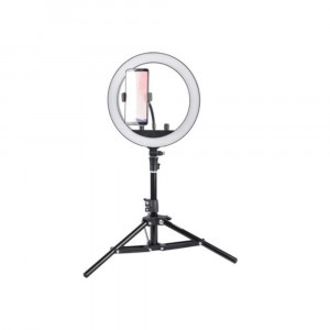 StudioKing Bi-Color LED Ringlampe Set SKRL10