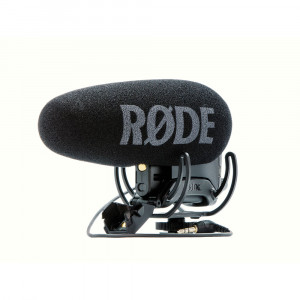 RODE VideoMic Pro+ on-camera Richtrohr Mikrofon