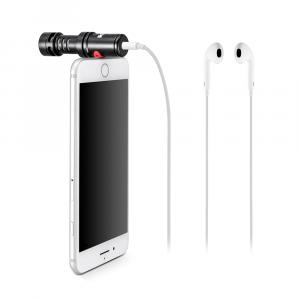 RODE VideoMic Me-L Richtrohr mikrofon für Apple-Gerät