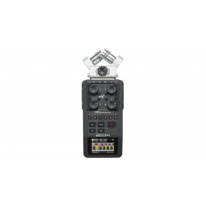 ZOOM H6 Black Six-Track handy recorder