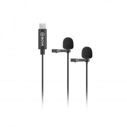 BOYA BY-M3D Ansteck Mikrofon