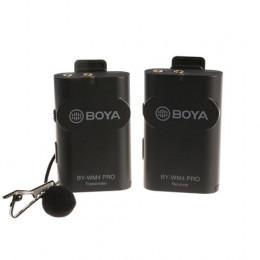 BOYA BY-WM4 Duo-Lavalier-Mikrofon Pro-K1 kabellos
