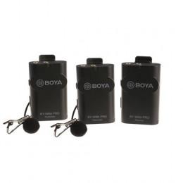 BOYA BY-WM4 Pro-K2 Duo Lavalier Mikrofon Wireless
