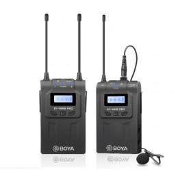 BOYA UHF BY-WM8 Pro-K1 Duo Lavalier Mikrofon Drahtlos