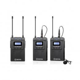 BOYA BY-WM8 Pro-K2 Zweikanal-Funkmikrofonsystem