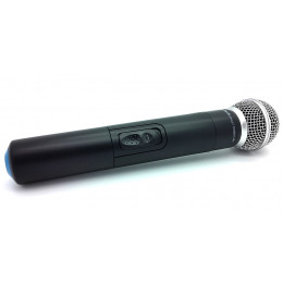 Dummy Mikrofon H1 (model Shure SM58)