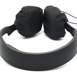 Elastischer Einweg-Kopfhörer / Kopfhörerabdeckung GROSS (2st.)