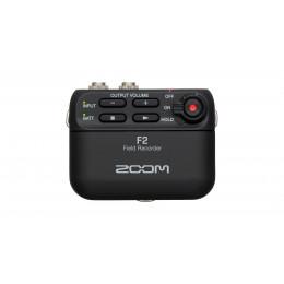 ZOOM F2 Audiorecorder mit Lavaliermikrofon