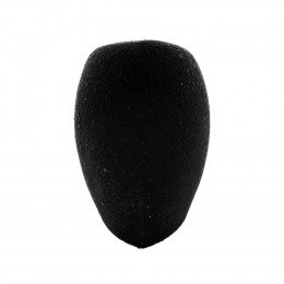 FT1304 schwarzer Flockschicht - Dreiecksform