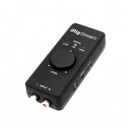 IK iRig Stream audio interface