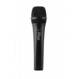 IK iRig Mic HD2 digitales Mikrofon für iOS, USB