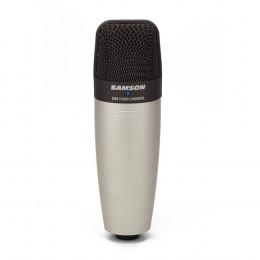 Samson C01 Studiomikrofon mit großer Membran
