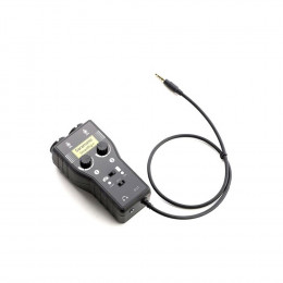 Saramonic-Mikrofonadapter SmartRig+ für DSLR und Smartphone